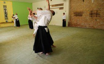 Ataque sincero Aikido