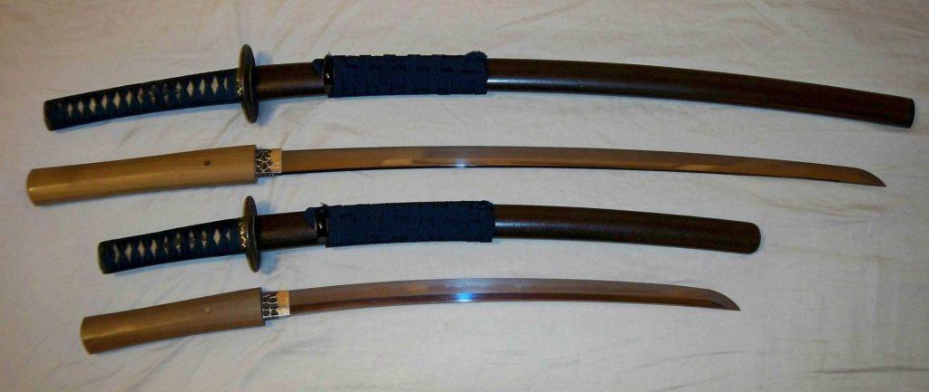 Espadas samurais