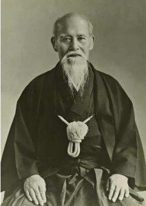 Fundado do Aikido - 1883-1969