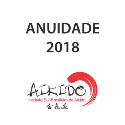 Anuidade 2018